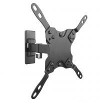 Easy Turn TV Wall Mount M with 2 pivot points